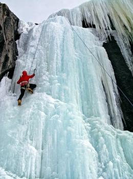 Fremont Lake Ice