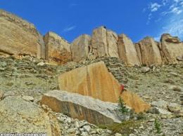 Silvertip Crag